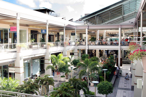 アラモアナショッピングセンター